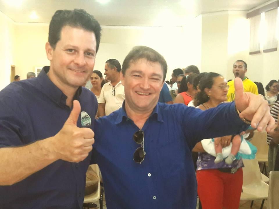 eleições 2018 Renato Camara