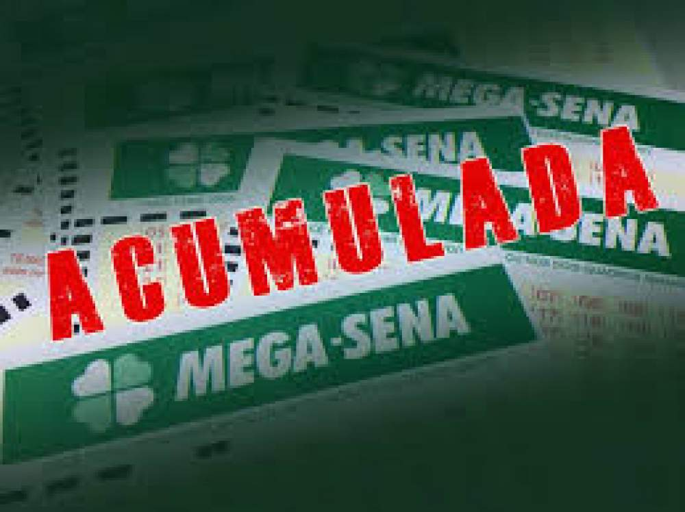 Mega-Sena acumula e estimativa de prêmio para próximo sorteio sobe para R$ 50  milhões – Integração MS